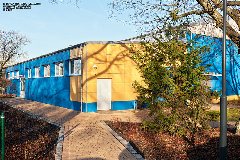 Sporthalle Europaschule