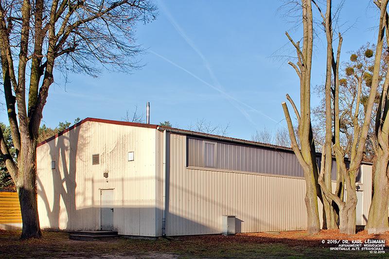 Sporthalle Alte Steinschule