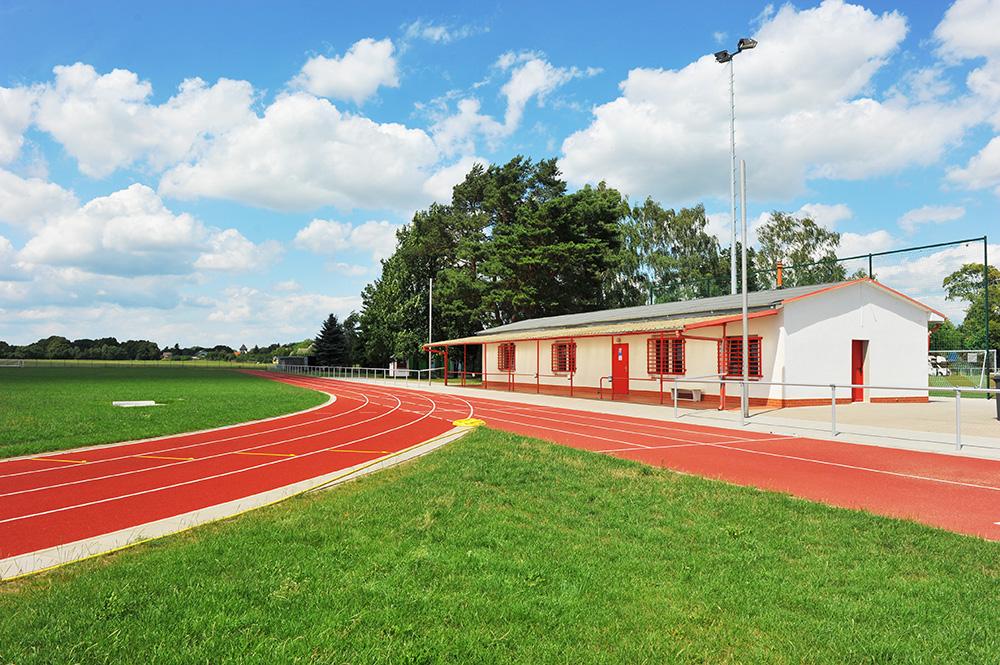 Sportplatz Werneuchen